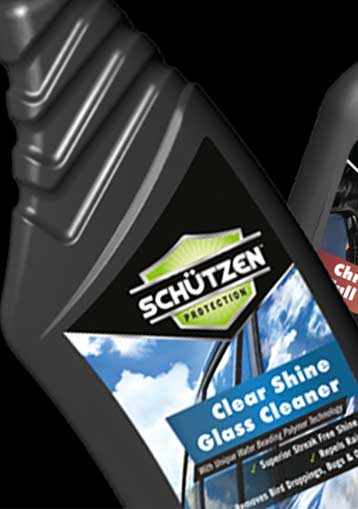 Schützen protection logo design and packaging